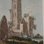 osney-abbey-detail-of-a-print-from-1640