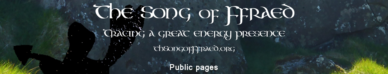 The Song of Ffraed public pages