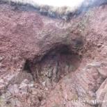 storm-cave-at-cist-burial-site-st-brides