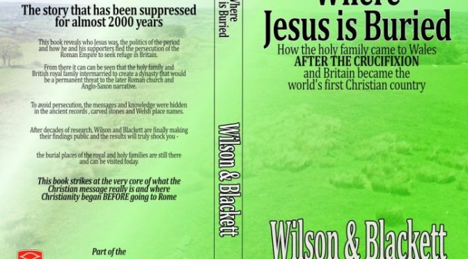WHERE JESUS IS BURIED – PRE-ORDER